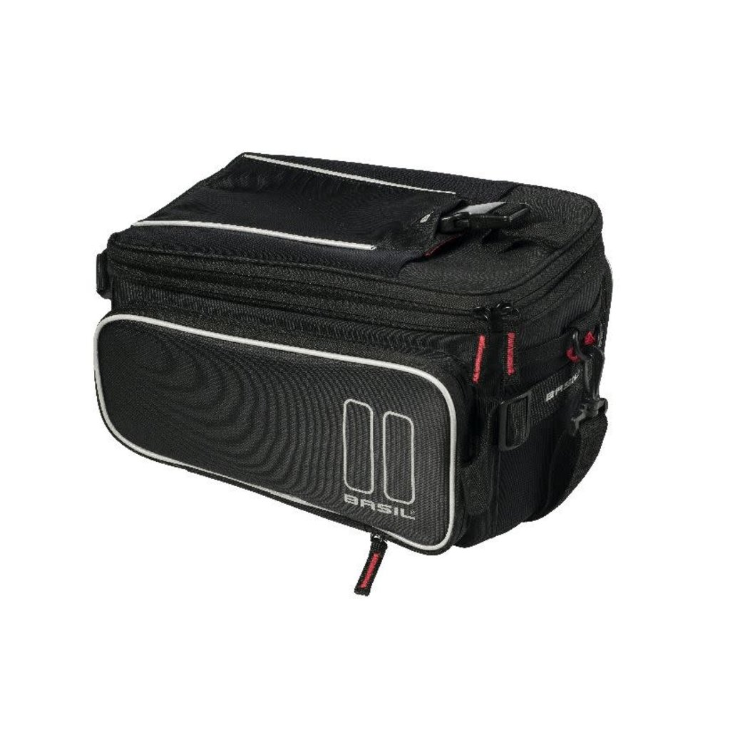 BASIL SPORT DESIGN TRUNKBAG  7-15L BLACK