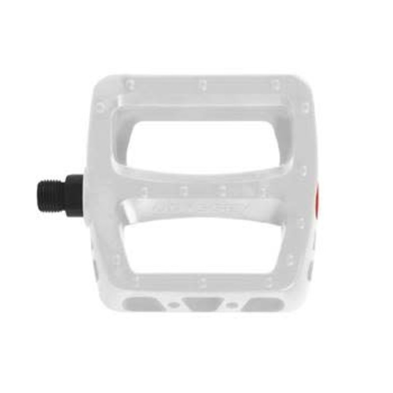 ODYSSEY PEDALS-TWISTED PRO PC 1/2'' WHITE