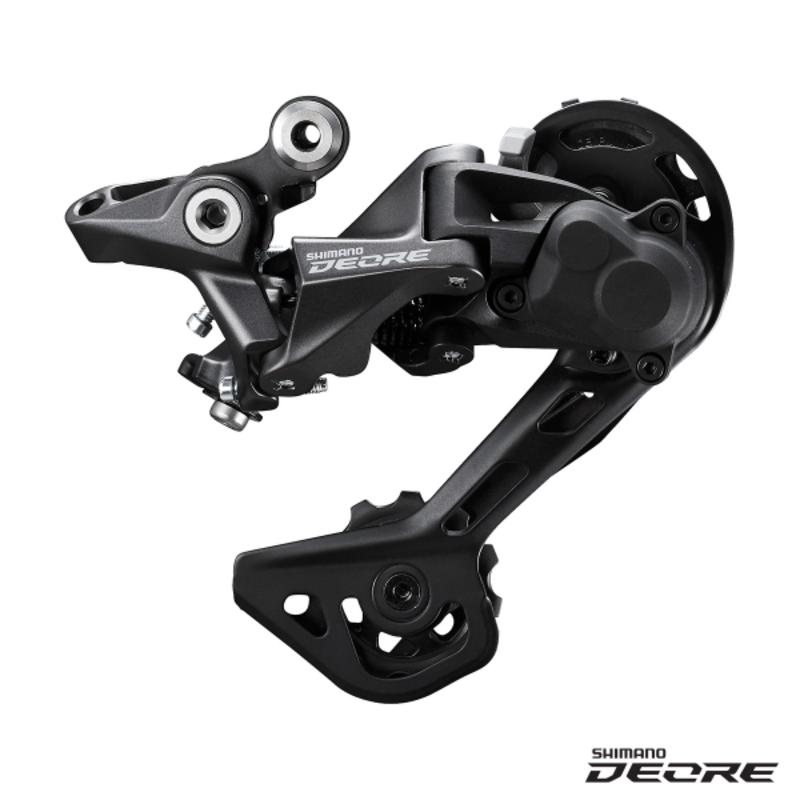 Shimano RD-M5120 REAR DERAILLEUR DEORE SHADOW+ 11-SPEED 46T MAXIMUM 1x10 / 2x11