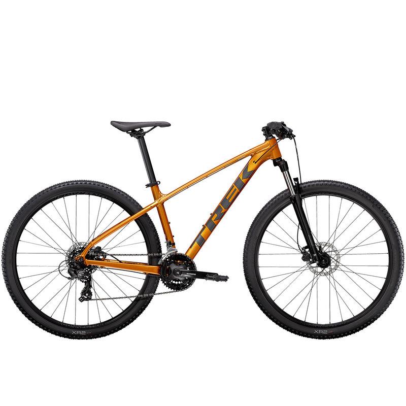 Trek 2021 Trek Marlin 5 Factory Orange/Lithium Grey