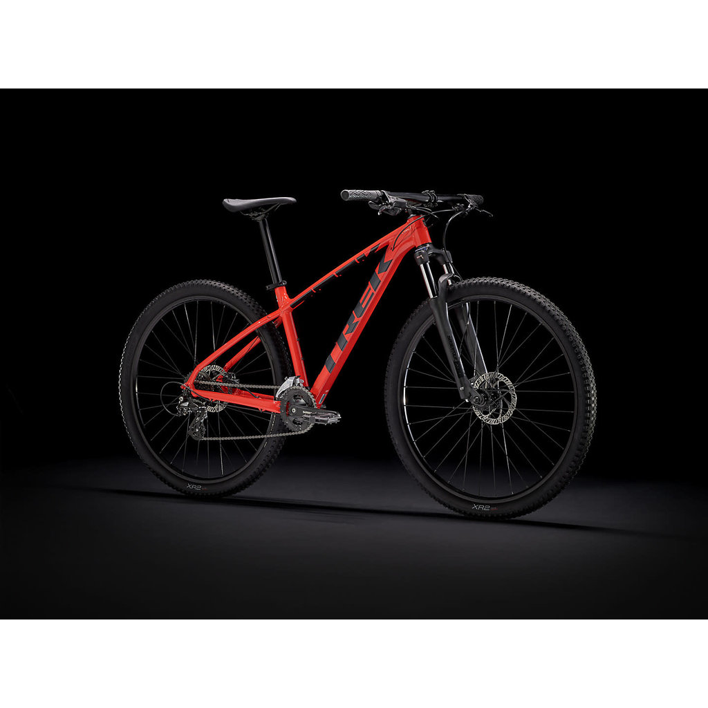Trek 2021 Trek Marlin 6 Radioactive Red/Trek Black
