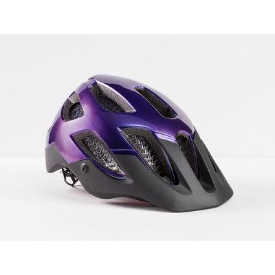 Bontrager Helmet Bontrager Blaze WaveCel LTD Large Purple Phaze QAS