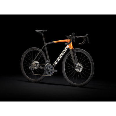 Trek 2021 Trek Emonda SL 7 Disc 54 Carbon Smoke/Factory Orange