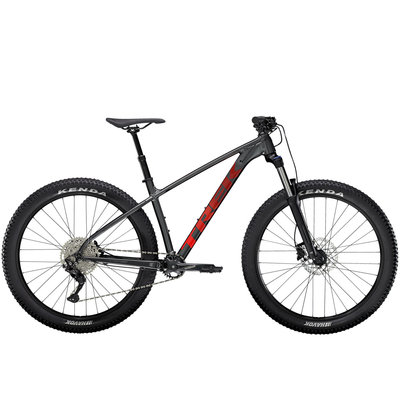 Trek 2021 Trek Roscoe 6 Lithium Grey/Cobra Blood