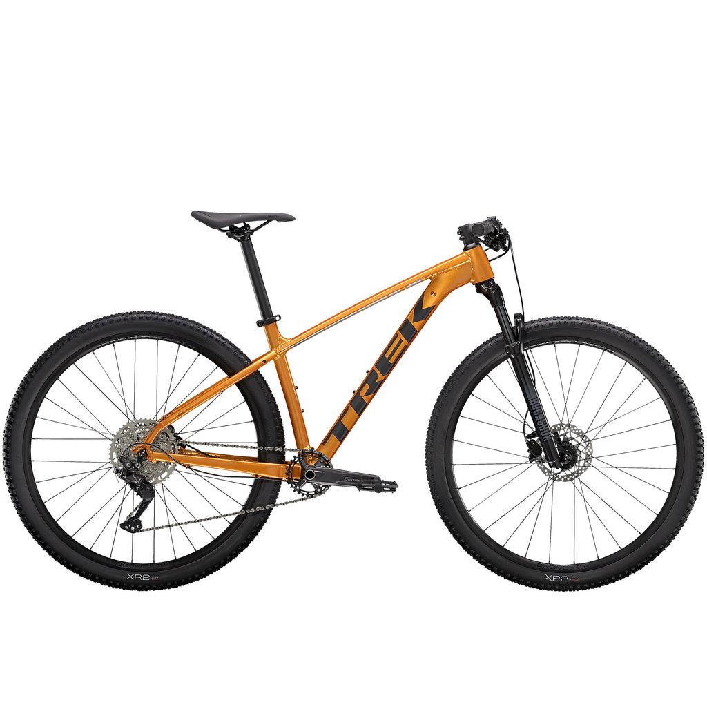 Trek 2021 Trek X-Caliber 7 Factory Orange/Lithium Grey