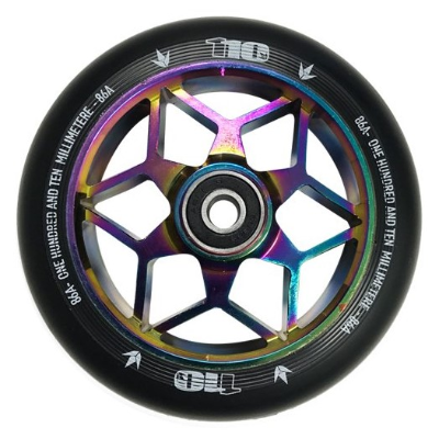 ENVY ENVY 110mm Wheel Diamond Oil Slick (SINGLE EACH)