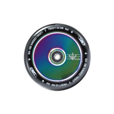 ENVY ENVY 120mm Wheel Hollow Core Oil Slick/Black