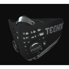 RESPRO TECNO PLUS MASK WITH COMBI FILTER & PROSEAL MARY J M