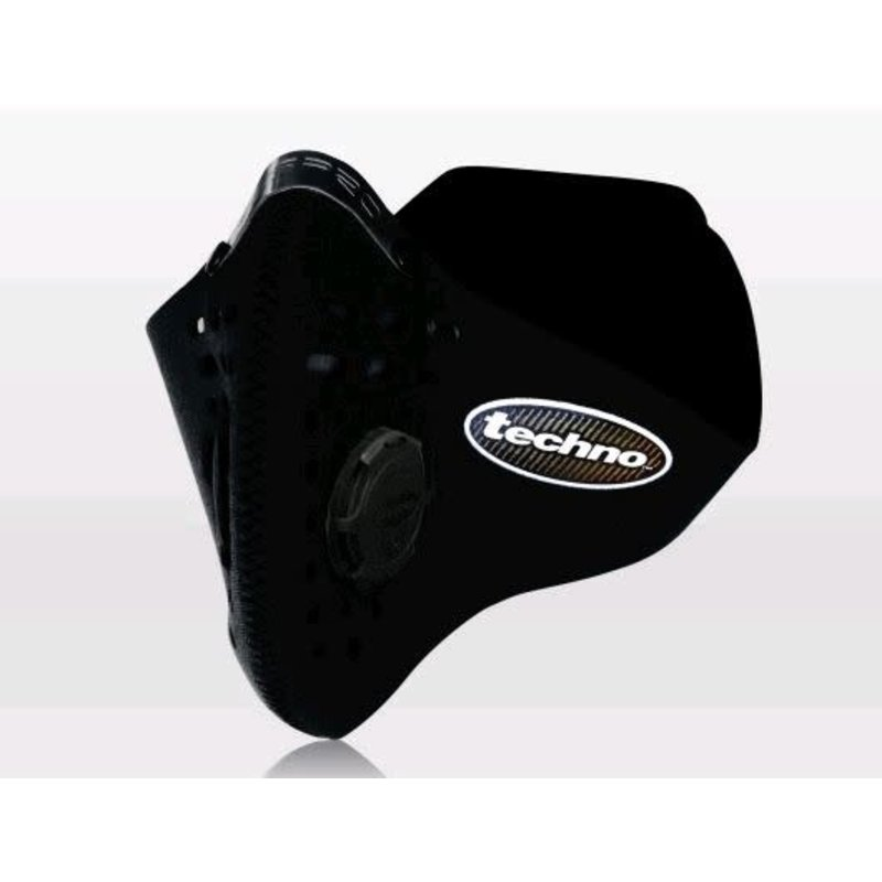 RESPRO TECHNO MASK WITH COMBI FILTER BLACK RESPRO M