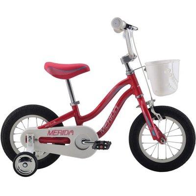 Merida Merida Matts J12 Girls Bike Pink/Blue/White