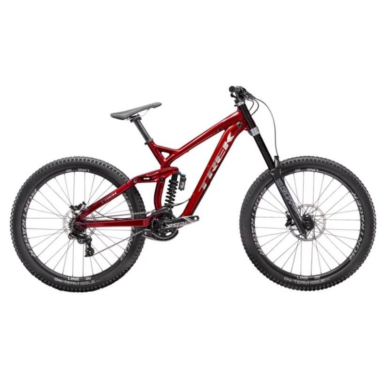 Trek **2021 Trek Session 8 27.5 GX L Rage Red