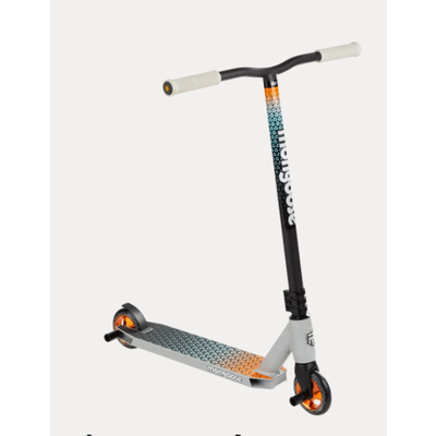 Mongoose Scooter Rise 110 Elite Grey/Orange