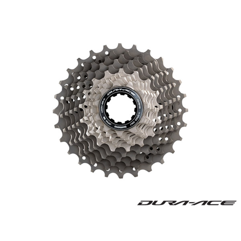 Shimano CS-R9100 CASSETTE 11-30 DURA-ACE 11-SPEED DURA-ACE