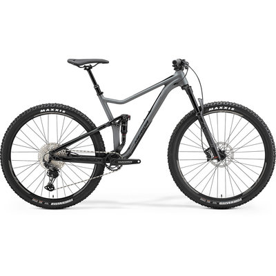 Merida 2021 ONE TWENTY 600 - MATT GREY/GLOSSY BLACK