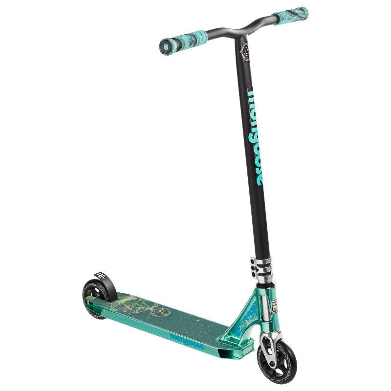 Mongoose Rise 110 Expert Scooter TEL/BLK