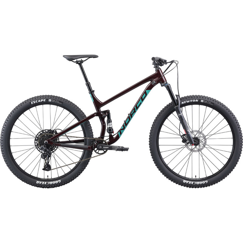Norco 21 FLUID FS 3 (29) - RED/JADE LG