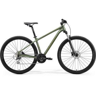Merida 21 BIG NINE 20 2X - MATT FOG GREEN/MOSS GREEN XL