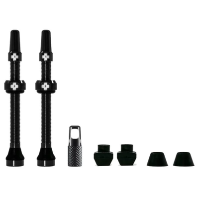 MUC-OFF Muc-Off Tubeless Valve Kit 80mm BLK