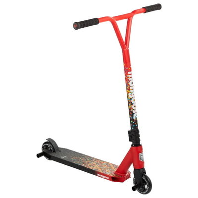 Mongoose Mongoose Stance Elite Scooter Black/Red