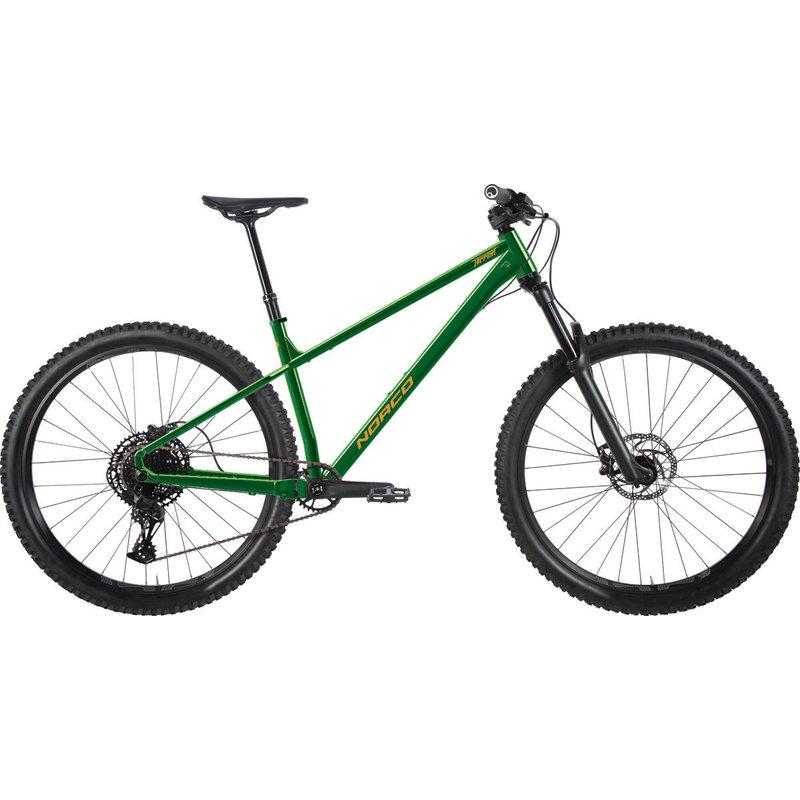 Norco 21 TORRENT HT A2 (29) - GREEN/COPPER XL