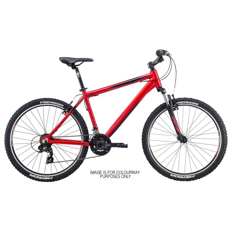 Merida 2021 matts 6.5 V XS RED/BLACK