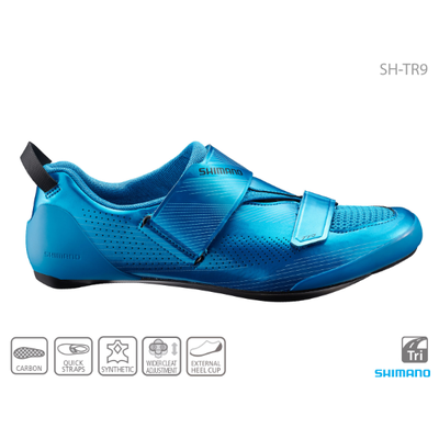 Shimano SH-TR901 TRIATHLON SHOES BLUE 44