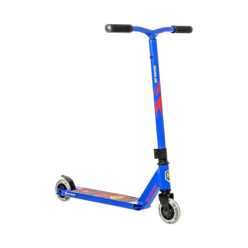 Grit Atom Scooter Blue