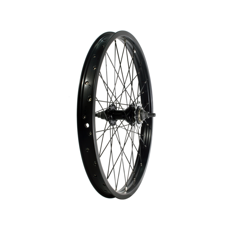 DRS Pro Sealed Wheels RW 20IN 36H-14MM SEALED 9T BLK