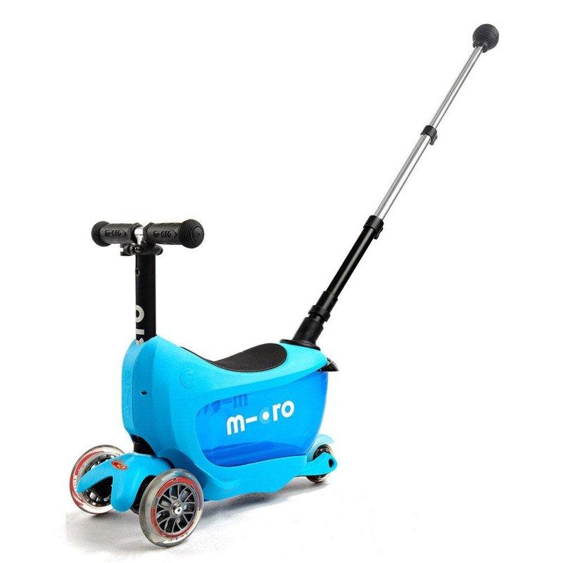 Micro Micro Mini2Go Deluxe Plus - Blue