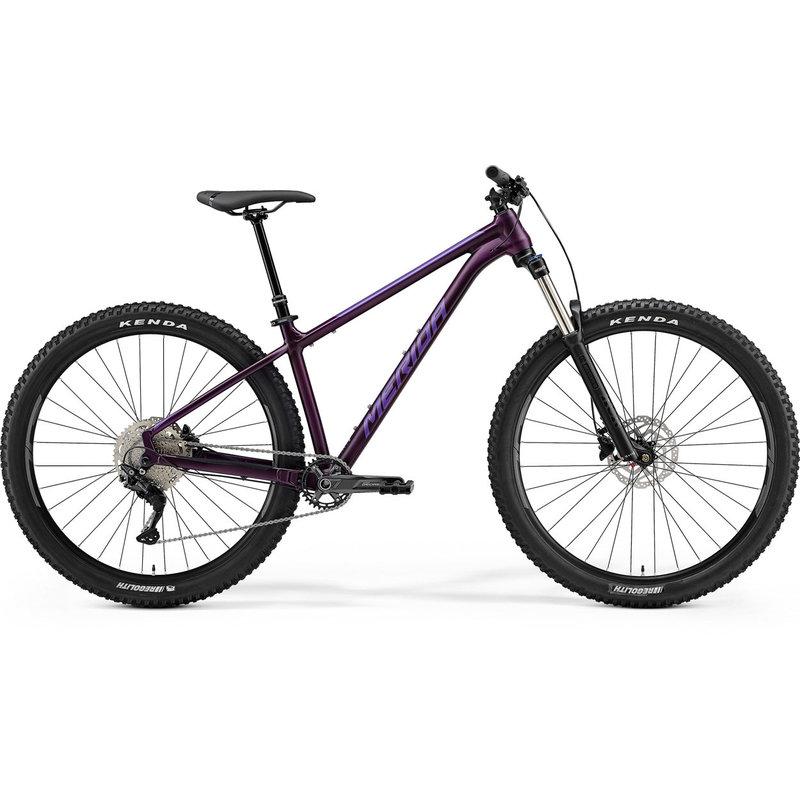 Merida 21 BIG.TRAIL 400 LG(17) Silk Dark Purple(Silver-Purple)