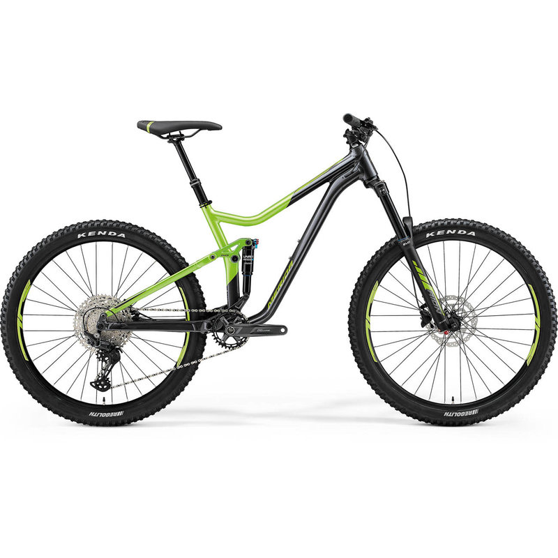 Merida 2021 ONE FORTY 400 LG (19) - GREEN/ANTHRACITE