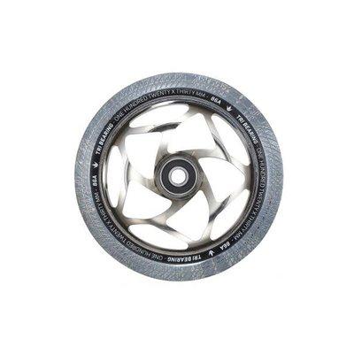 ENVY ENVY 120mm x 30mm Wheel Chrome/Clear