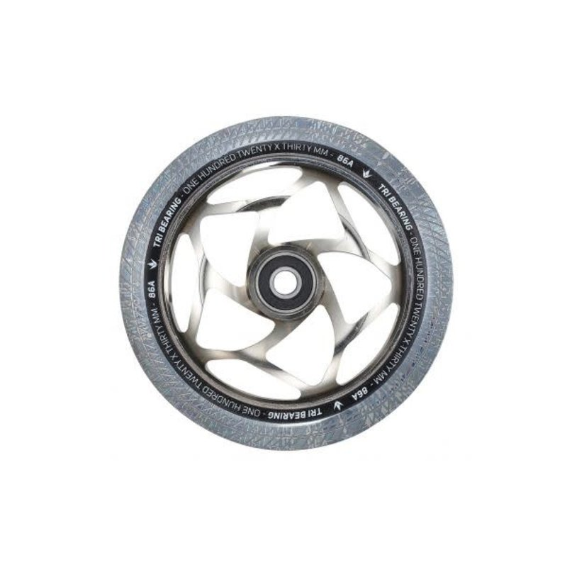 ENVY ENVY 120mm x 30mm Wheel Chrome/Clear