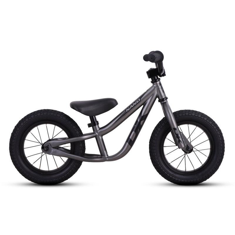 DK DK Nano Graphite Matte Balance Bike