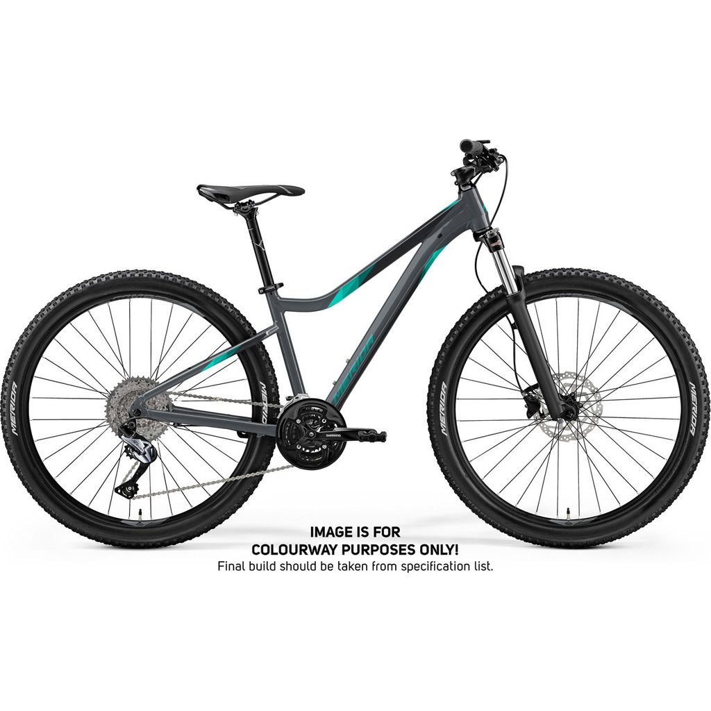 2021 Merida MATTS 7.10-MD W - ANTHRACITE (TEAL)