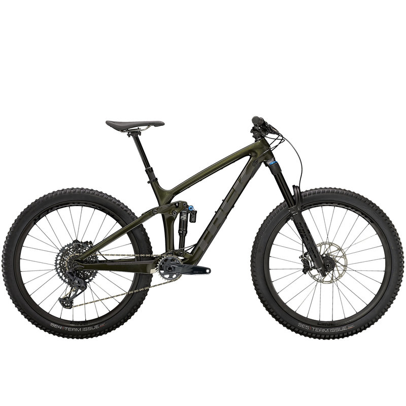 Trek Remedy 9.8 27.5 GX ML Gloss Black Olive/Matte Dnister Black