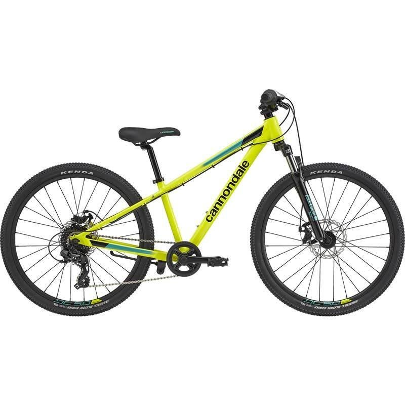 Cannondale **CANNONDALE TRAIL 24 NYW OSNEON YELLOW