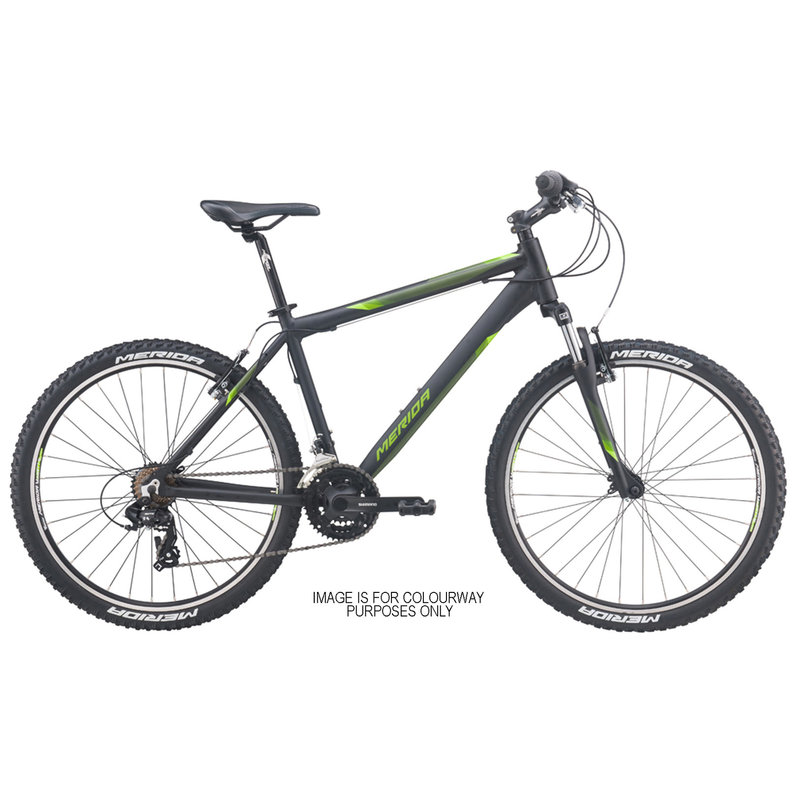 Merida 2021 MATTS 6.5 V XS BLACK/GREEN