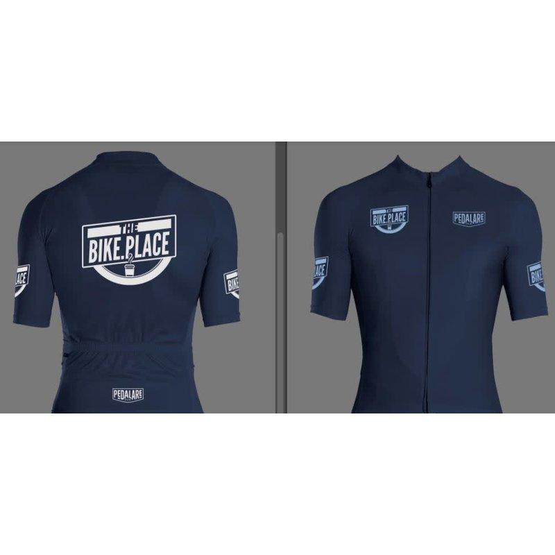 TBP Navy Blue Top Pedalare