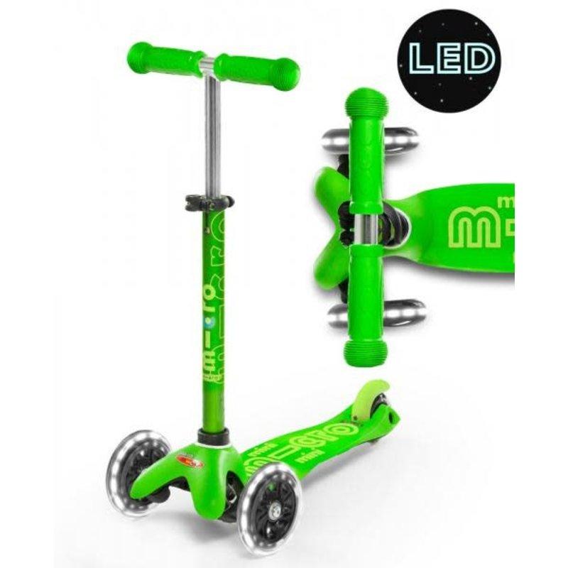 Micro Micro Mini Led Green Deluxe