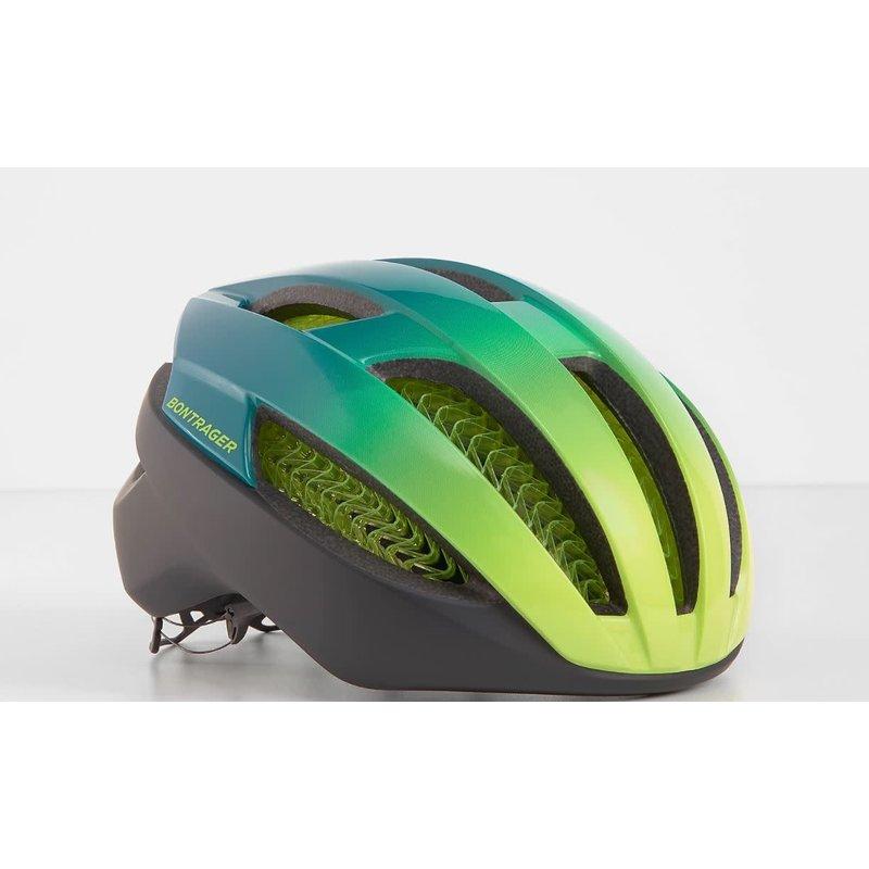 Bontrager Bontrager Specter WaveCel Cycling Helmet Radioactive Yellow/Teal M