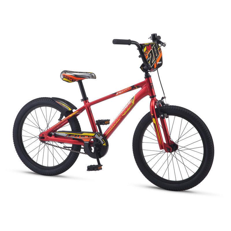 Mongoose 20 Mongoose RACER X RED OS