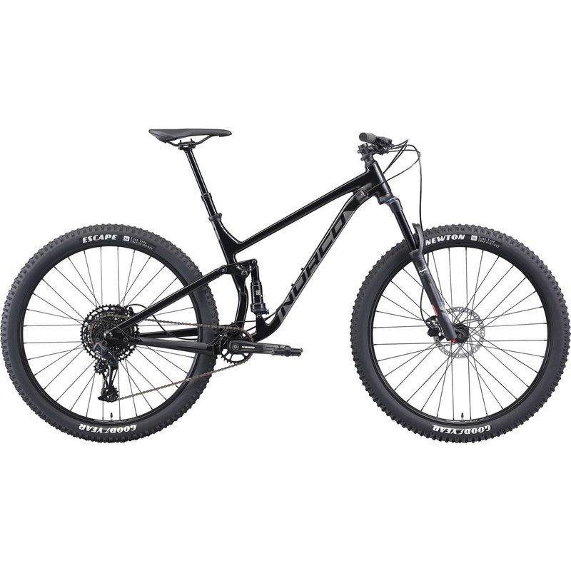 Norco 21 NORCO FLUID FS 3 (29) - LG Black/Charcoal