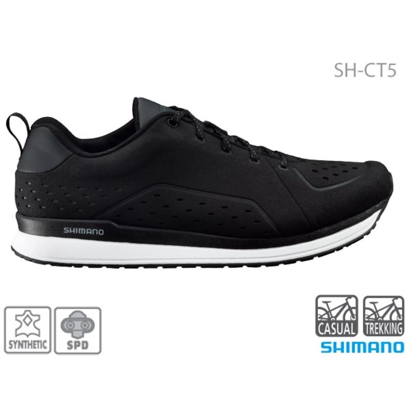 Shimano SH-CT500 SPD SHOES 45 Black
