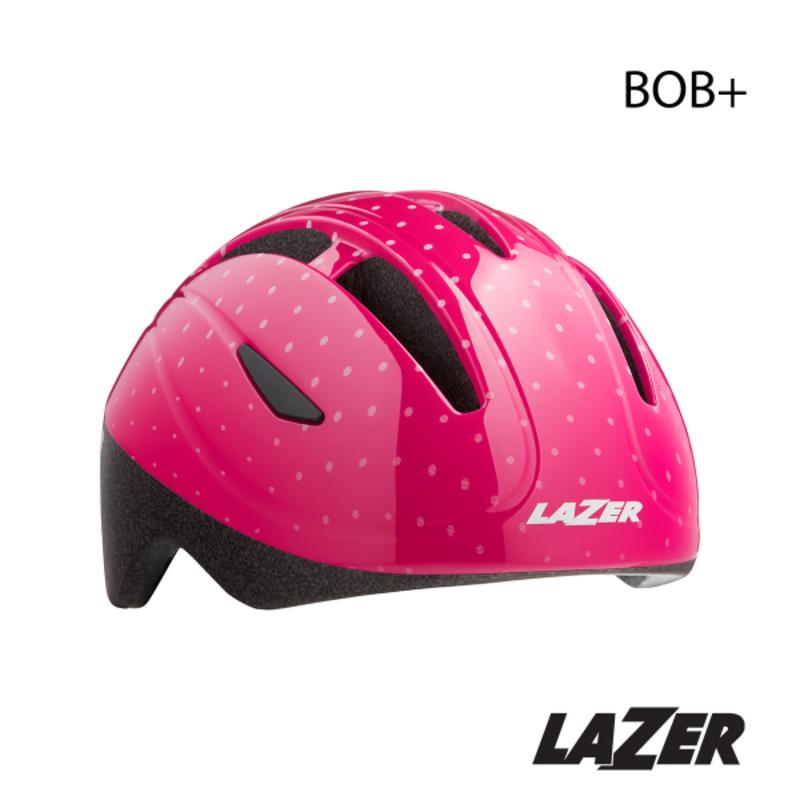 Lazer HELMET LAZER - BOB+ PINK DOTS