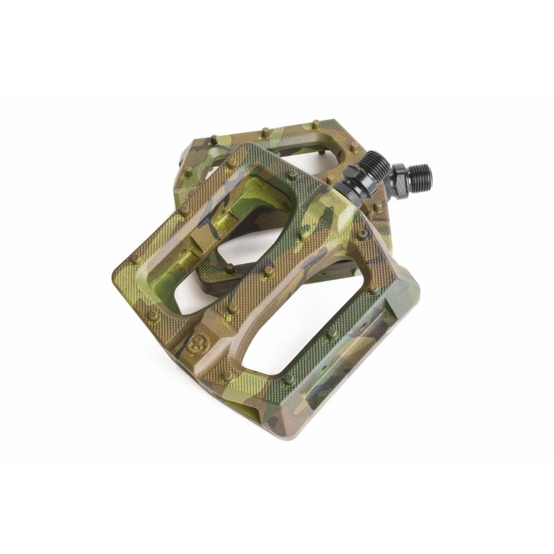 Saltplus Stealth Pedal 9/16 Camo