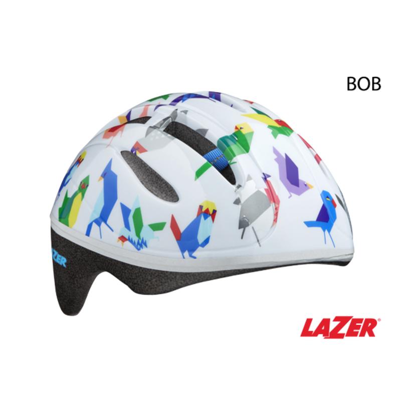 Lazer LAZER NUTZ JUNIOR HELMET BIRDS**