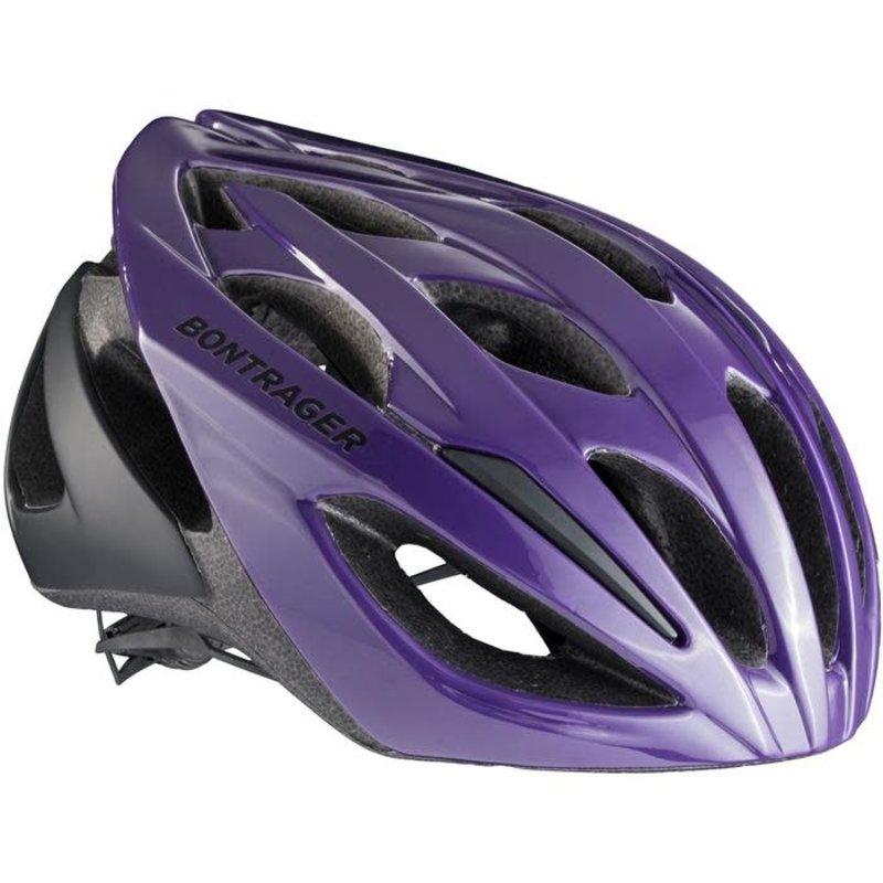 Bontrager Helmet Bontrager Starvos Small Purple Lotus QAS**