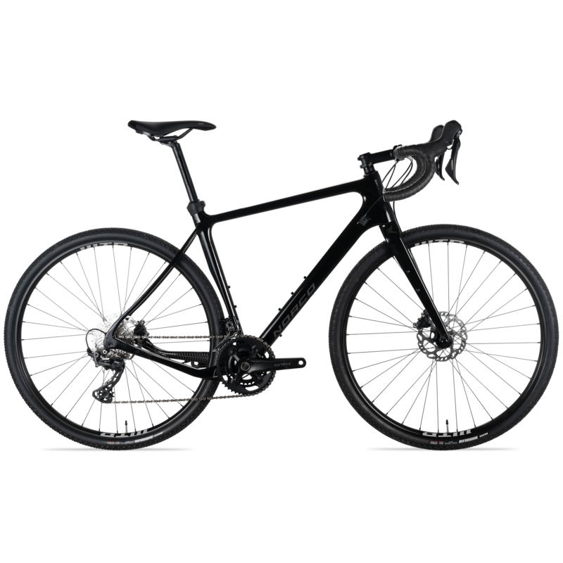 Norco 21 NORCO SEARCH XR C - BLACK/SILVER LG (55.5)