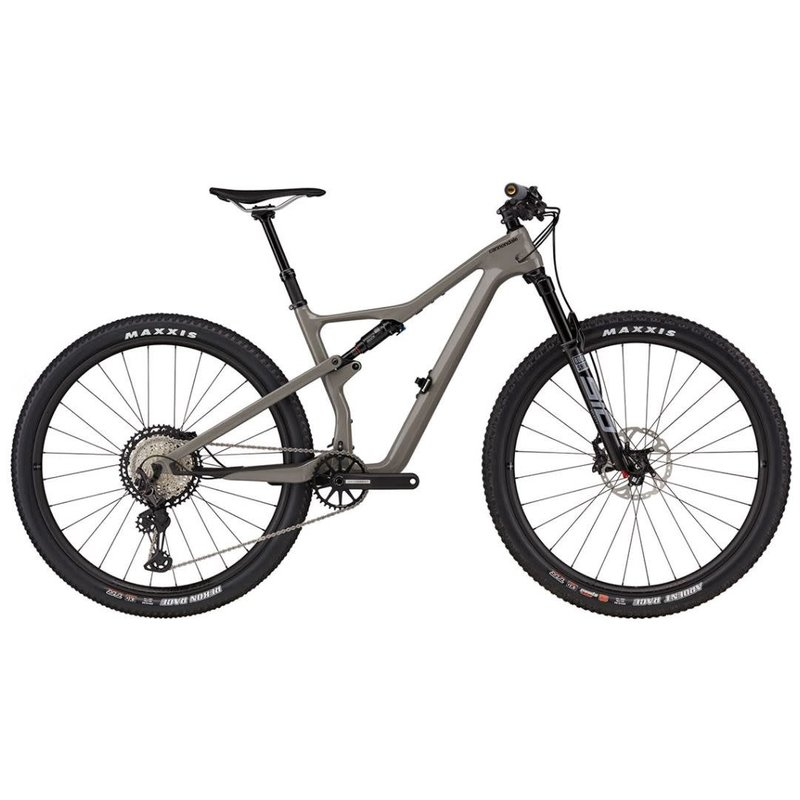 Cannondale 2021 SCALPEL CRB SE 1 LG STEALTH GREY